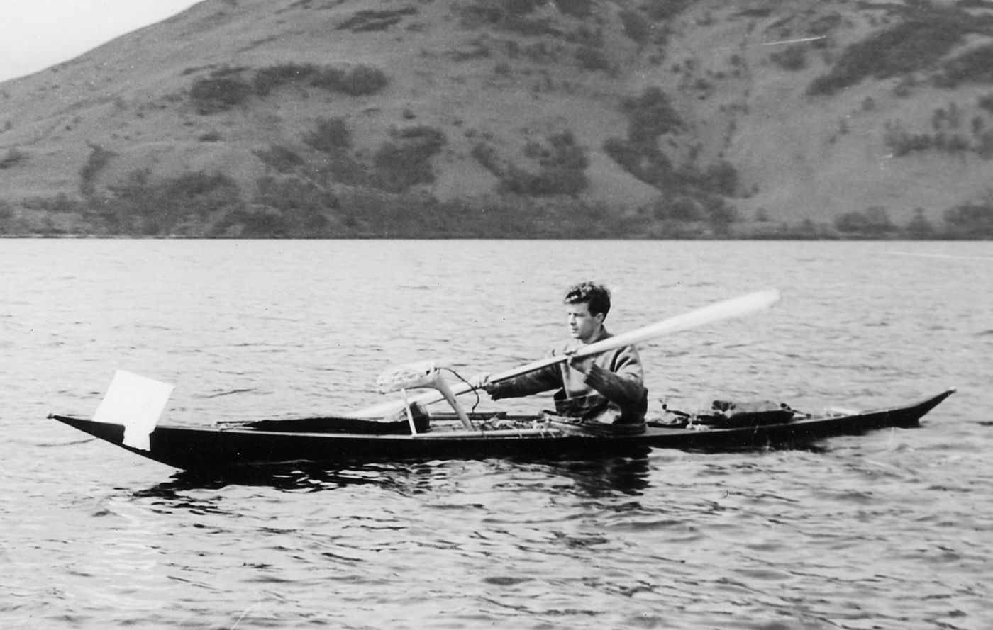 Ken Taylor's Igdlorssuit Kayak